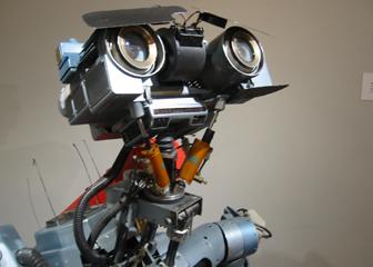 johnny5 - the dreamer robot