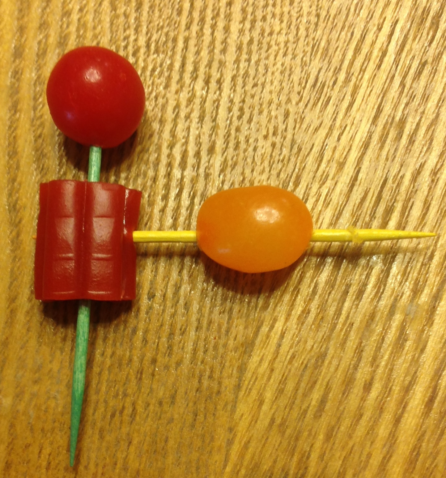 Using candy to teach DNA structure | Inspired To Educate