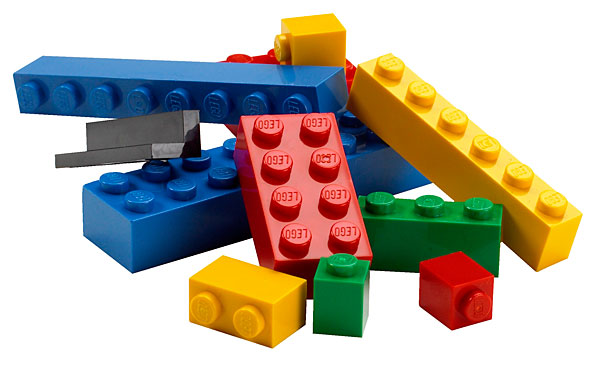 Software as lego blocks