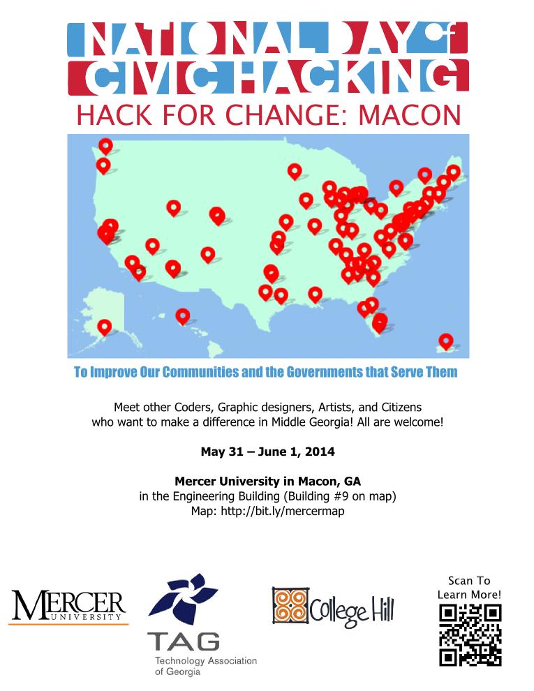 Hack for Change 2014
