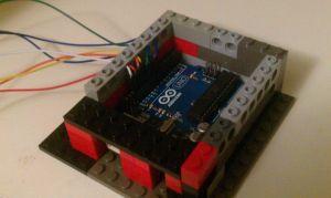 Arduino Lego Case