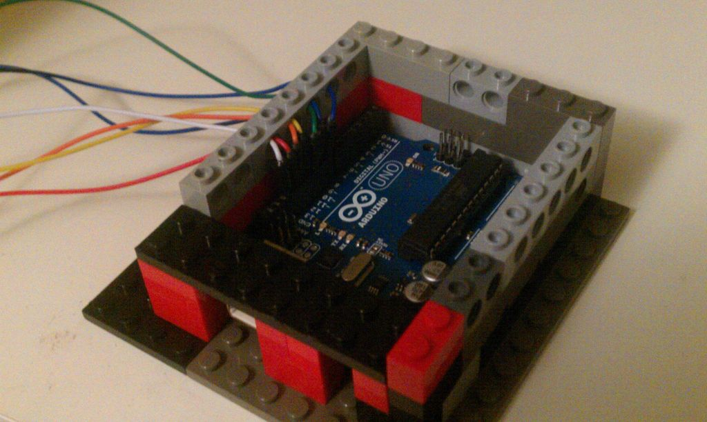 Arduino irremote sendraw