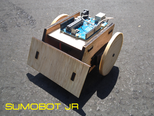 Sumobot Bot JR