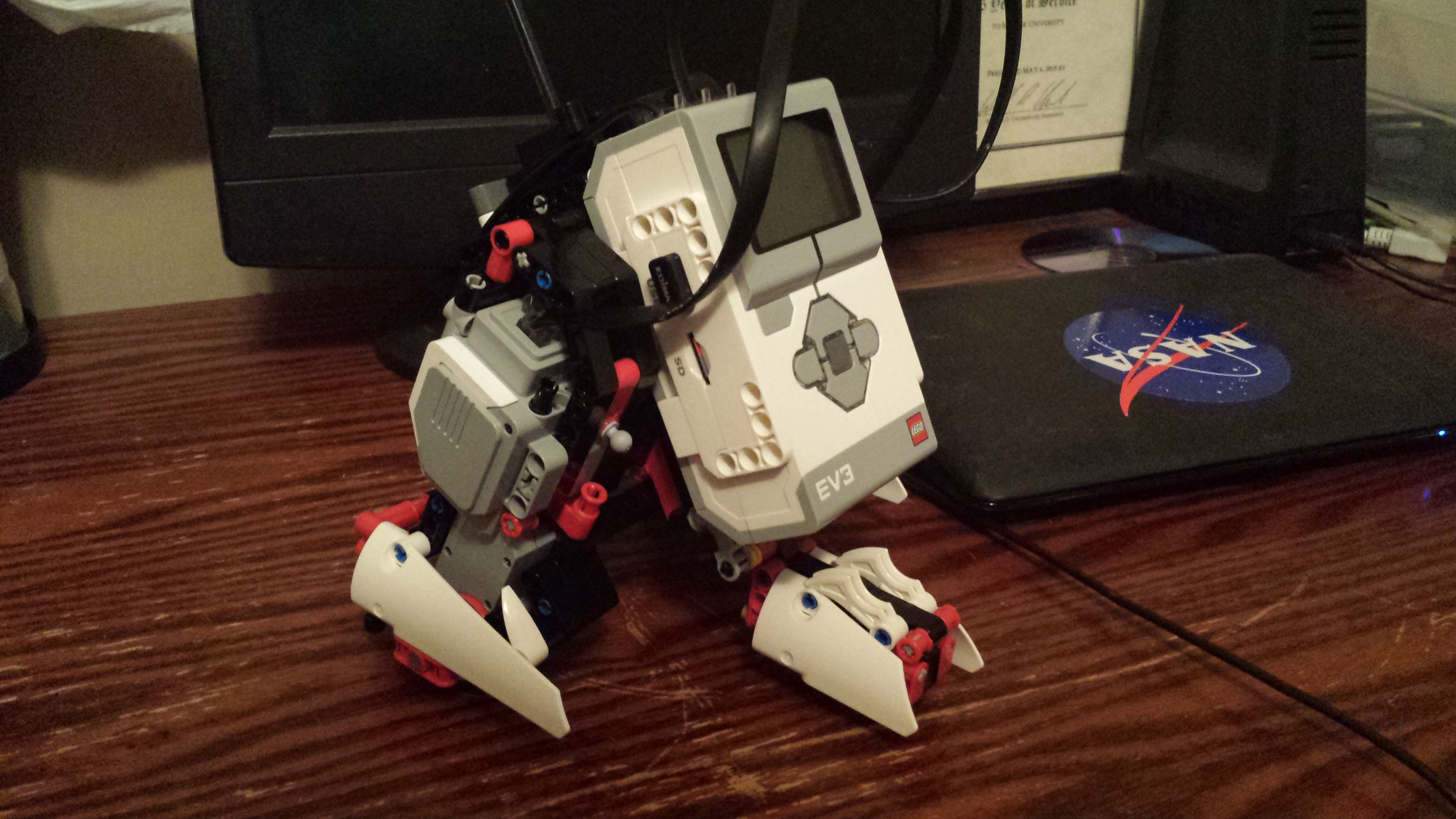 Programming Lego Mindstorms EV3 with Python | Inspired To