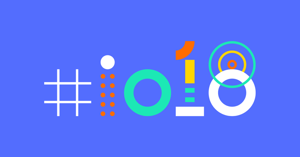Google IO - Logo
