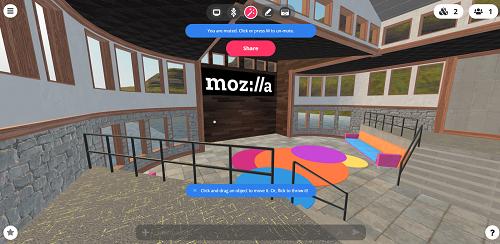 Mozilla Hubs